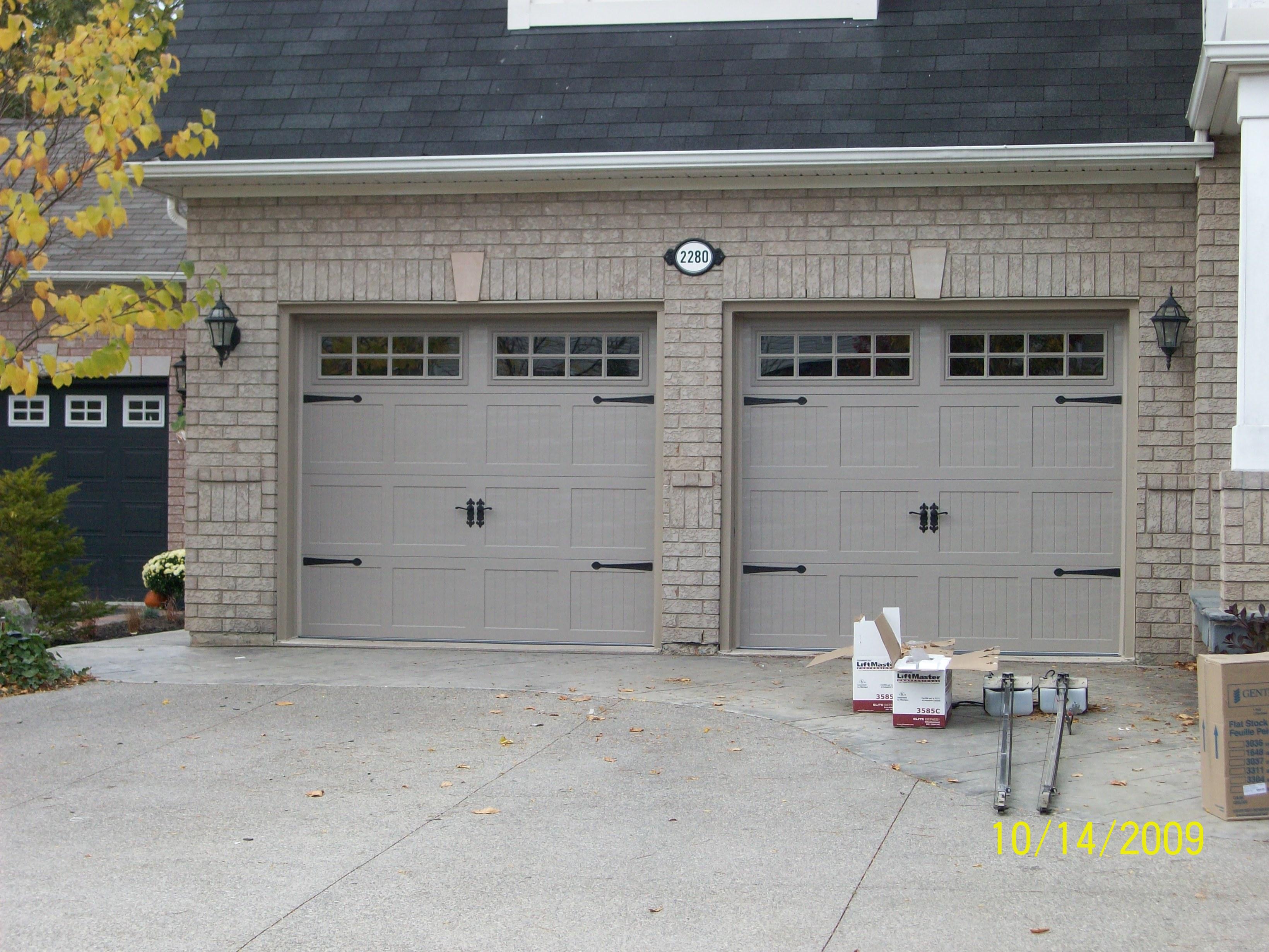 Garage Door Markham