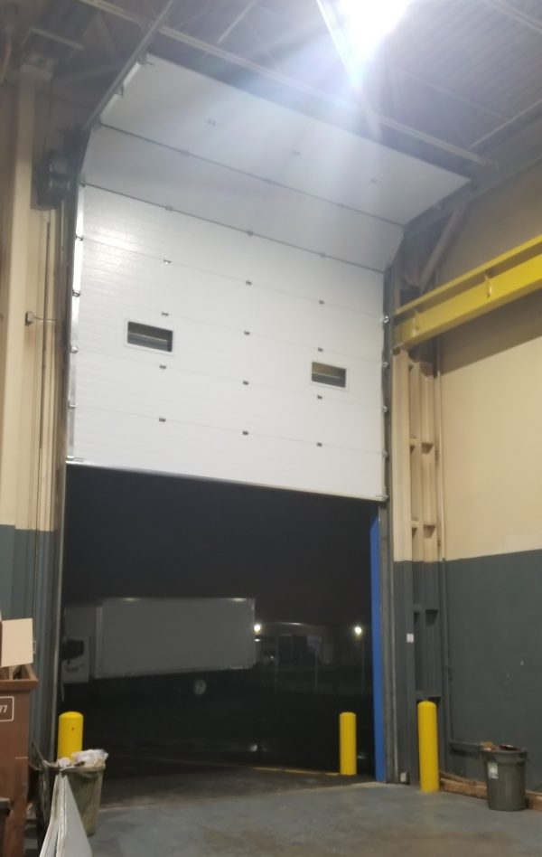Commercial Door Inside